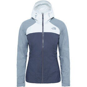 The North Face W's Stratos Jacket Vanadis Grey